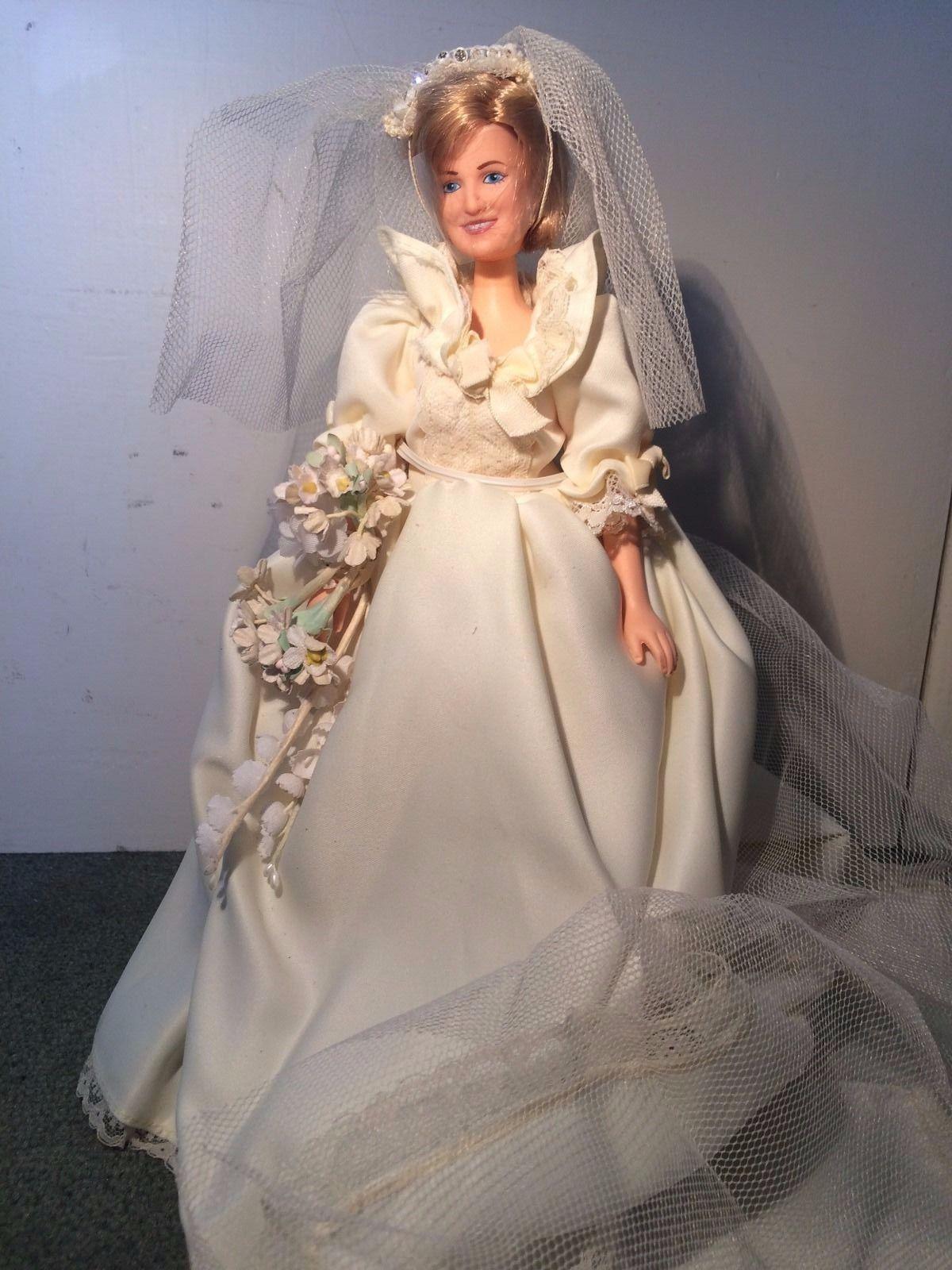 PRINCESS DIANA WEDDING DOLL ORIGINAL BOX   eBay   Royal Dolls ...