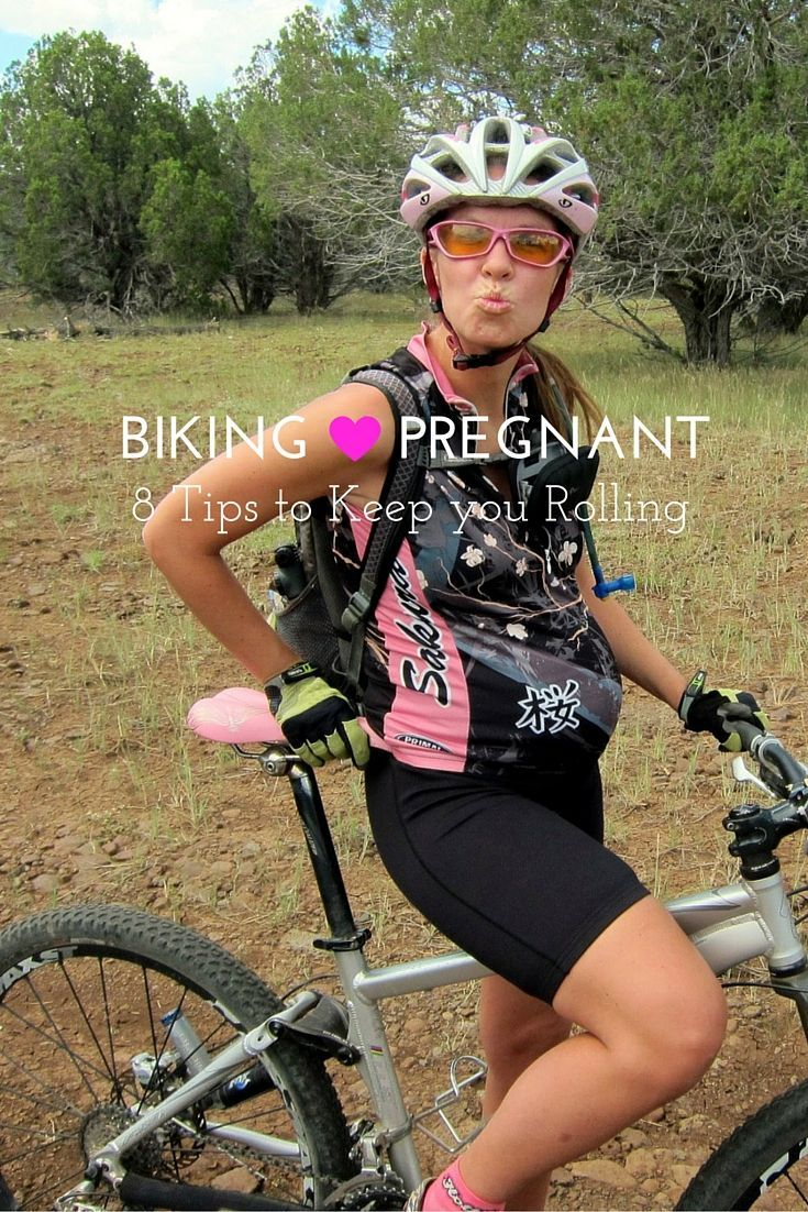 Biking While Pregnant 8 Tips To Keep You Rolling Mtb Women