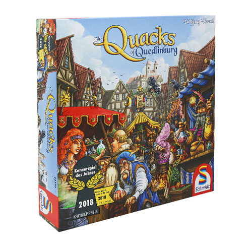 Quacks of Quedlinburg Board Game Zatu Games UK in 2020