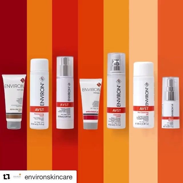 Repost @environskincare How to layer your skin care products