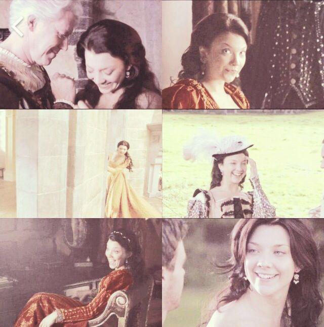 Natalie in the Tudors