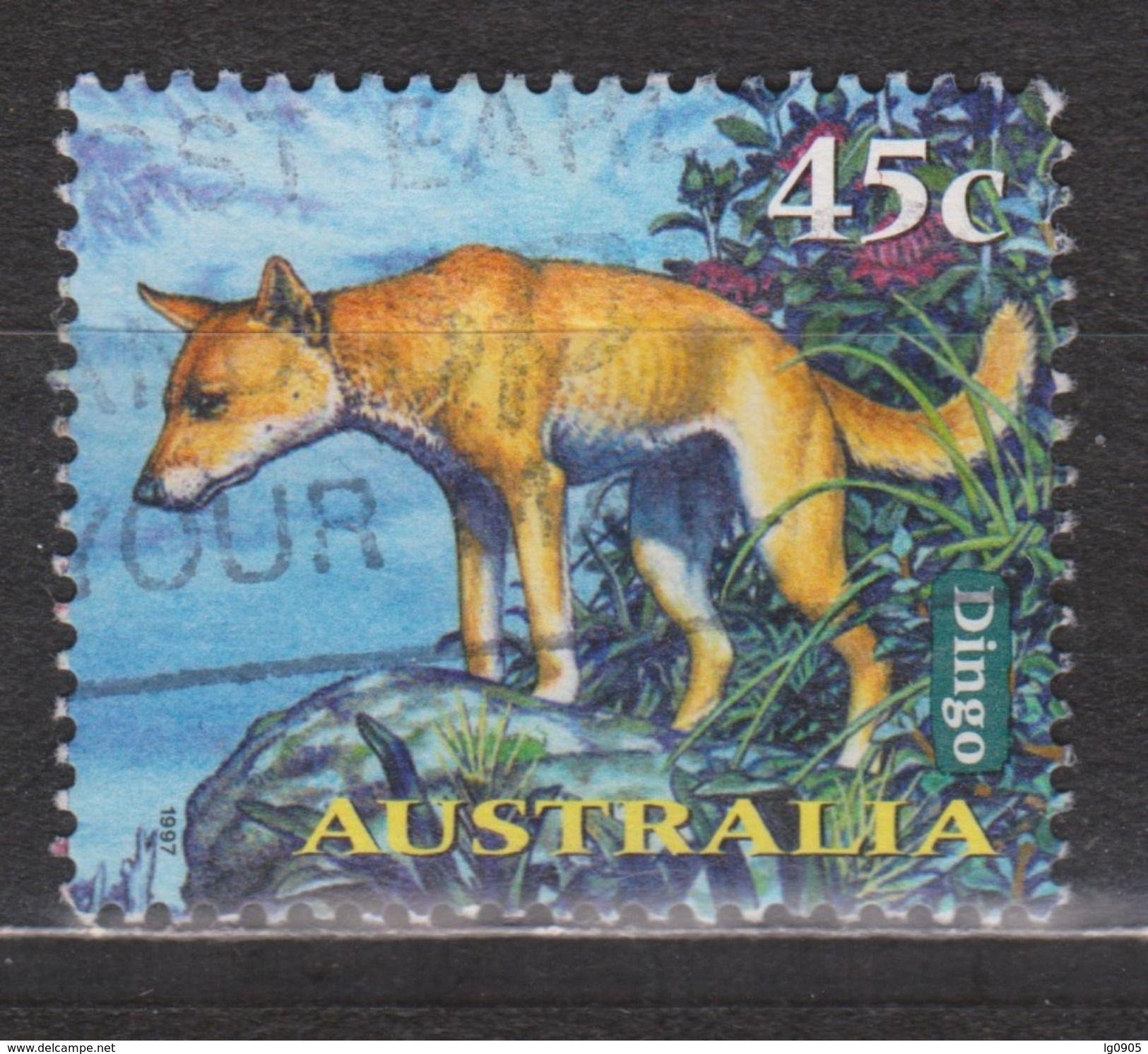 Australie Australia Used ; Hond, Dog, Chien, Perro, Hund