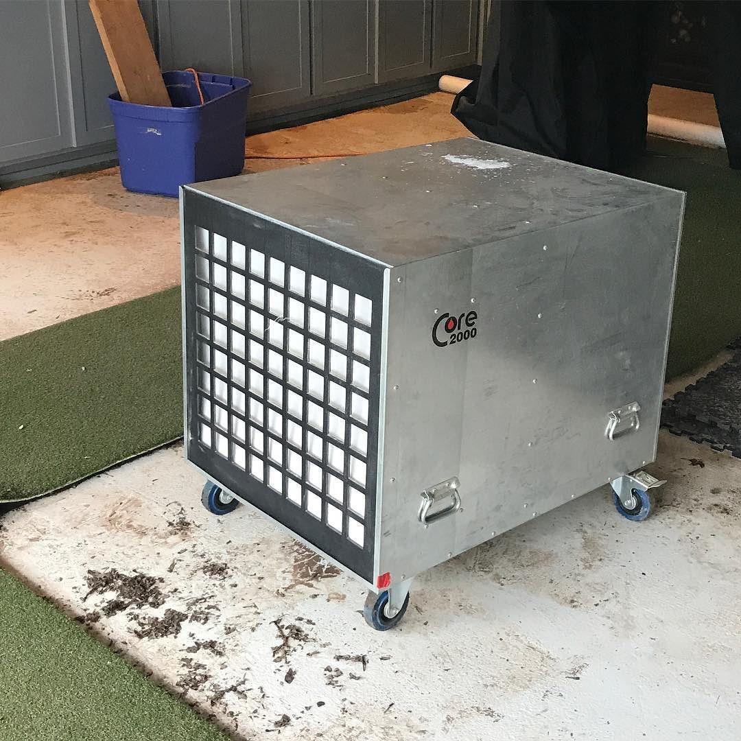 Negative Air Containment Air Scrubbing buffalony