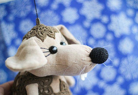 Rat Lariska by Mosmari on Etsy