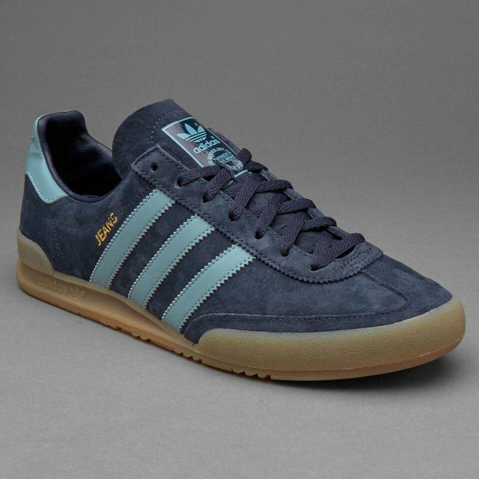 Adidas Jeans | Zapatillas adidas blancas, Zapatillas adidas ...