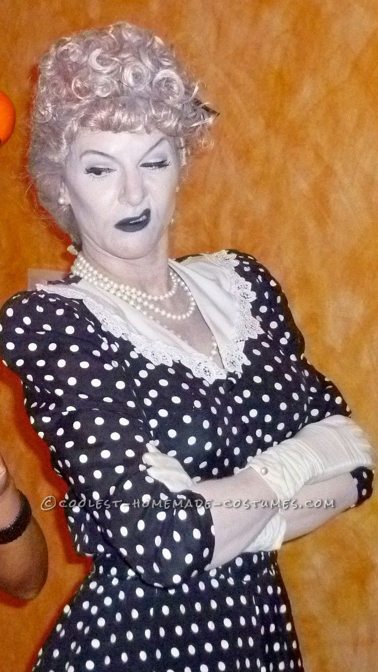 Coolest I Love Lucy Costume Lucy Costume I Love Lucy Costume I Love Lucy