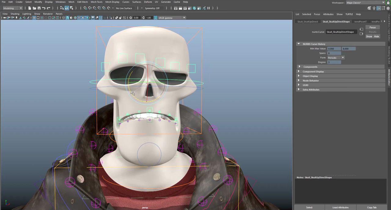 Animation Workflow in Maya 2018, Maya, Autodesk Maya, 3D, 3D