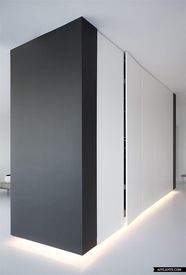 Minimalist House 85 Design: Minimalist Penthouse In Copenhagen // NORM Architects