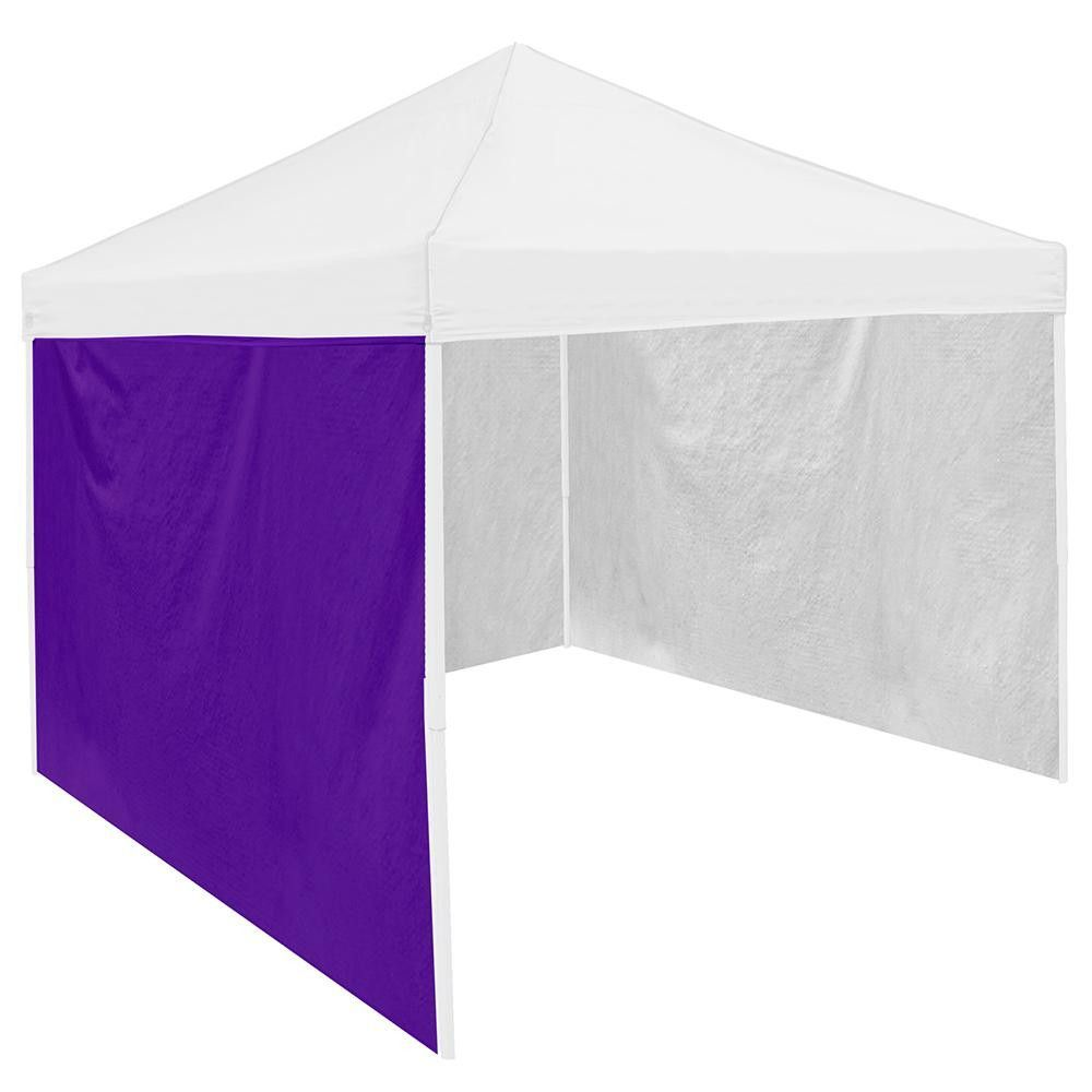 10u0027 x 10u0027 Tailgate Canopy Tent Side Wall Panel ...  sc 1 st  Pinterest & 10u0027 x 10u0027 Tailgate Canopy Tent Side Wall Panel (Purple) | Products ...