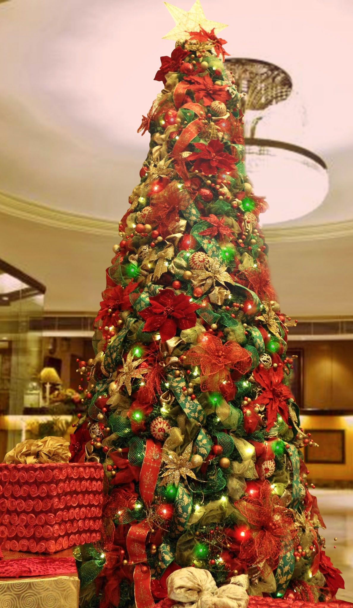 Inspiring christmas trees for hire. Our inspiring