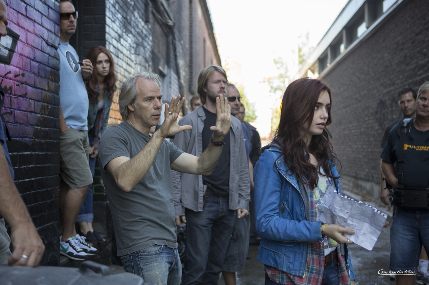 Harald Zwart - Chroniken der Unterwelt - City of Bones - Ab 29.August 2013 im Kino!