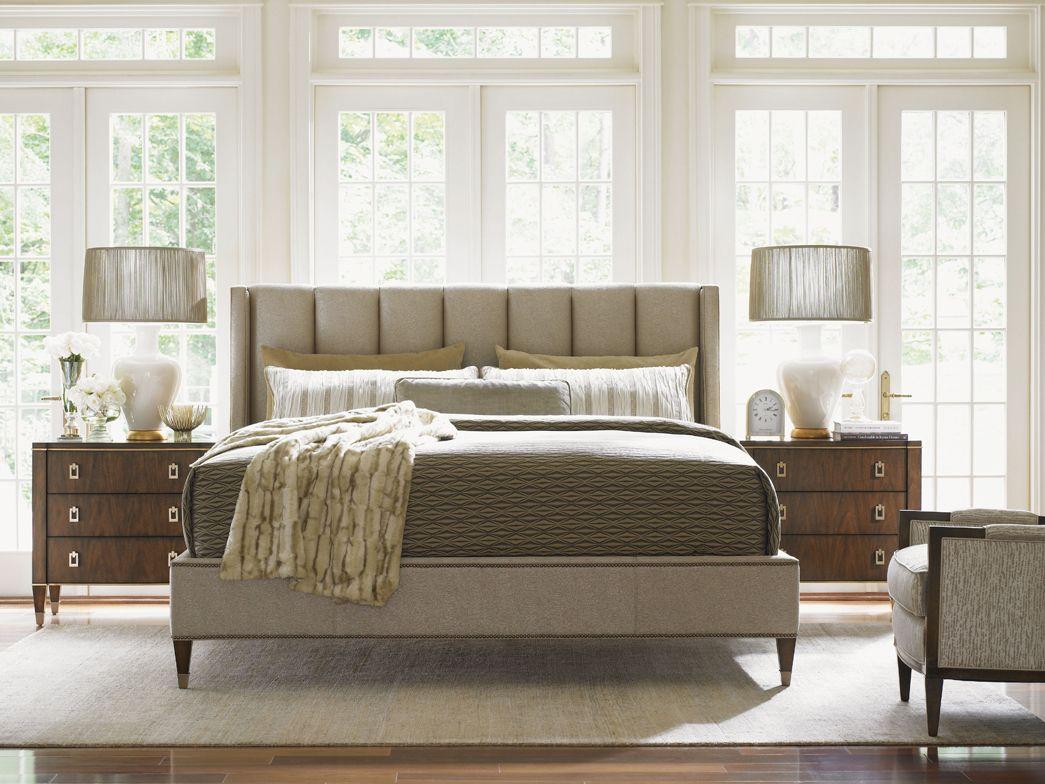 Best Tower Place Barrington Upholstered Platform Bed 6 6 King 400 x 300