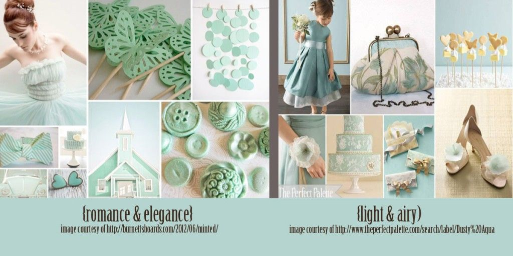 Party Simplicity 2013 Spring Wedding Color Trends Green Party