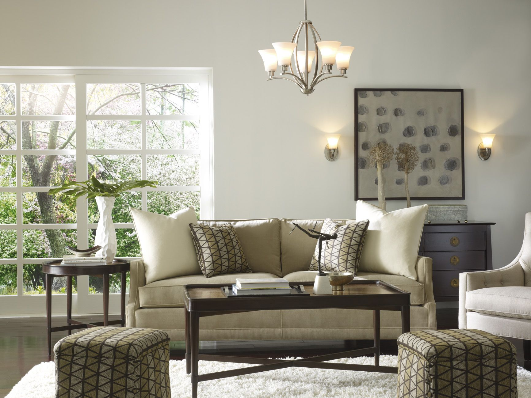 Tips on how to use wall sconces from Progress Lighting's ... on Living Room Wall Sconce Ideas For Dining Area id=42563
