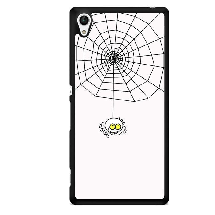 Spider Toon TATUM-9862 Sony Phonecase Cover For Xperia Z1