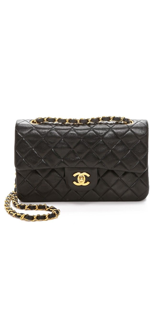 1b49c92762c4 Chanel 2.55 Classic Flap Bag | Style File Twenty Seventeen | Bags ...