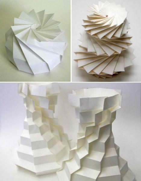 Math + Paper Craft: Computer Scientist Creates #3D Origami http ...