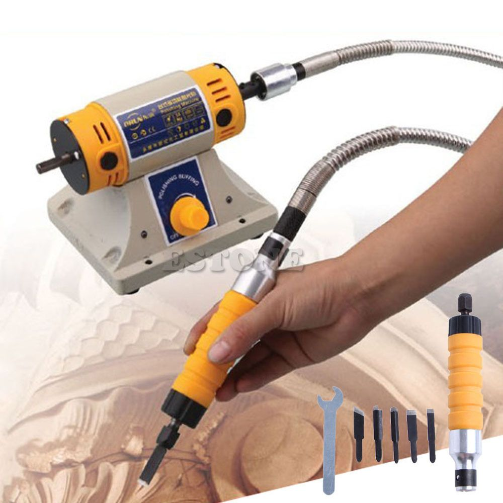 find power carving tools pneumatic hand