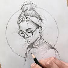Dibujo De Personas Faciles Para Dibujar Busqueda De Google Imagenes Para Dibujar Dibujos Retratos Arte Del Bosquejo