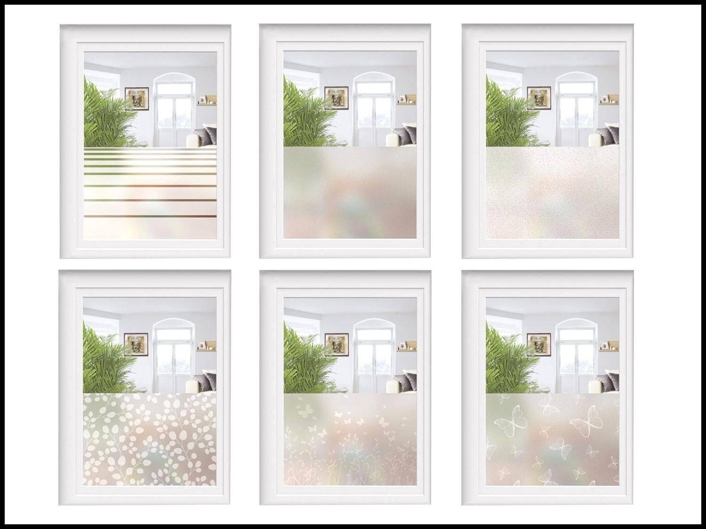 Fenster Blickschutz Folie Sichtschutz Fenster