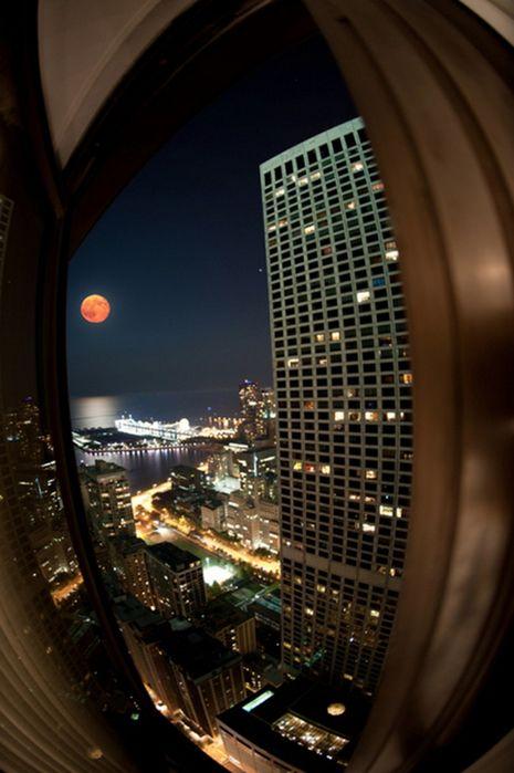 учебу школе ночной город вид из окна картинки предложил ему