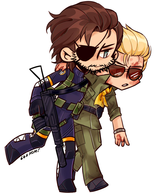 Metal Gear Solid Big Boss Tumblr Metal Gear Metal Gear Solid Snake Metal Gear