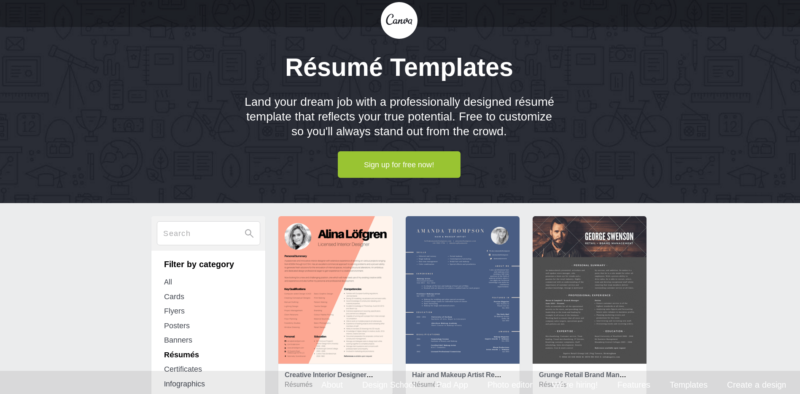 How to Make Your Resume Stand Out Design and Customize