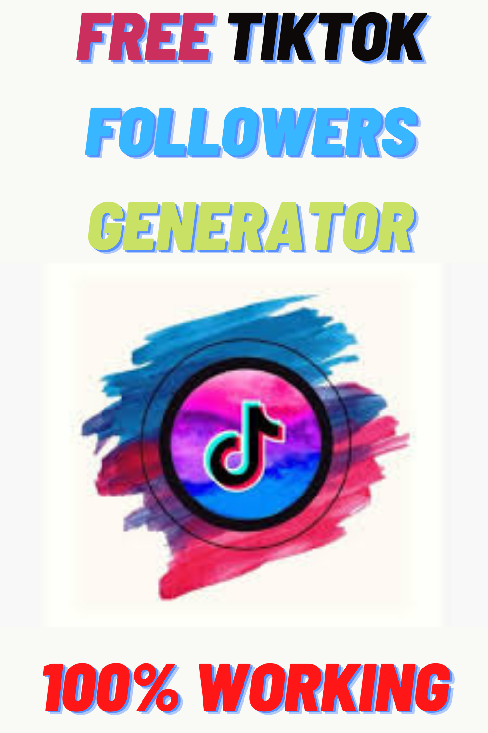 How To Get Free Real Followers On Tiktok And Become Famus Generation Free Free Followers