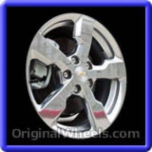 Chevrolet Volt 2013 Wheels Rims Hollander 5482 Chevrolet Volt