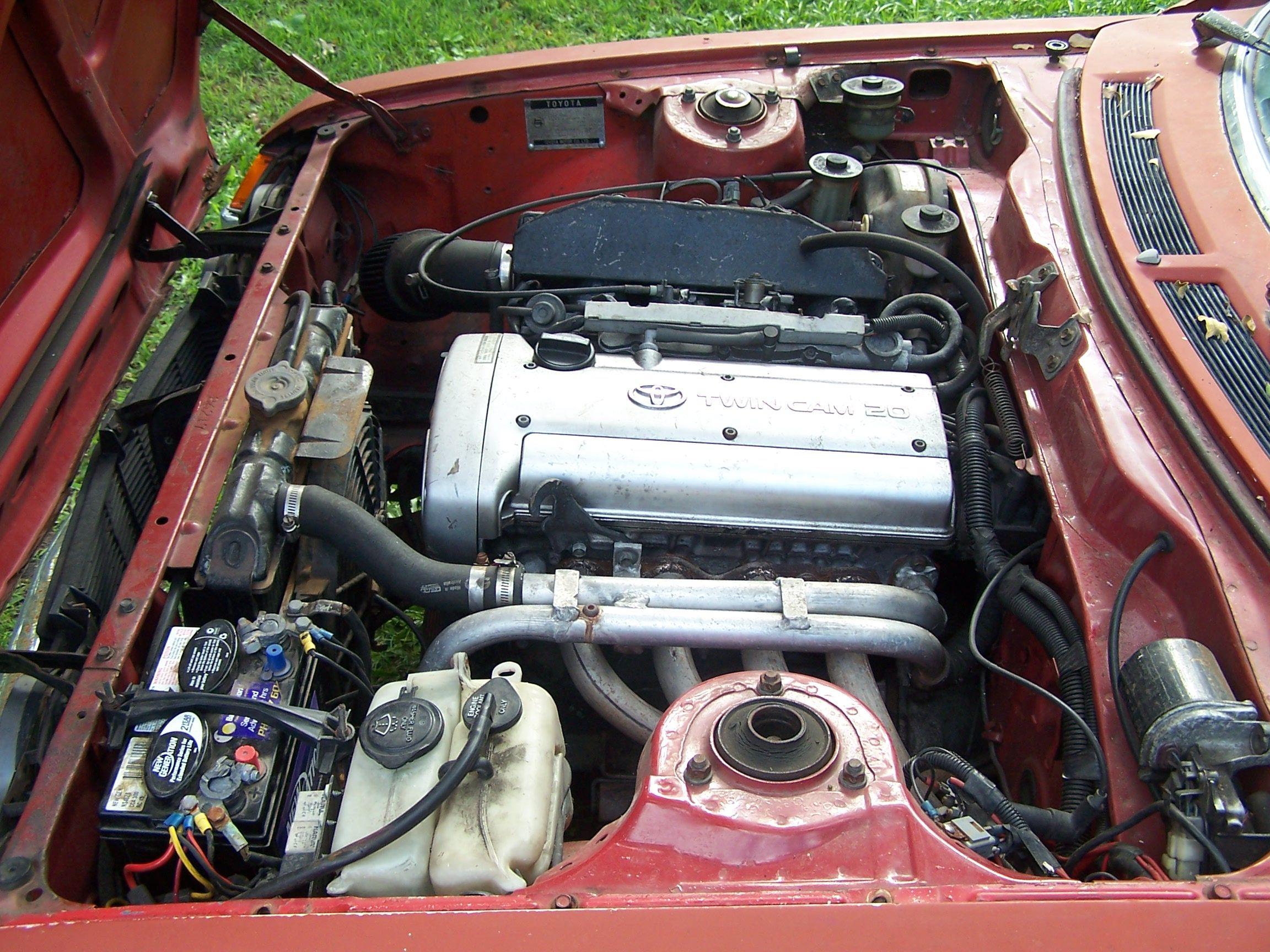 My Old Ta22 Celica
