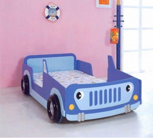 50 Ideen Fur Traumhaftes Auto Kinderbett Modernes Kinderzimmer