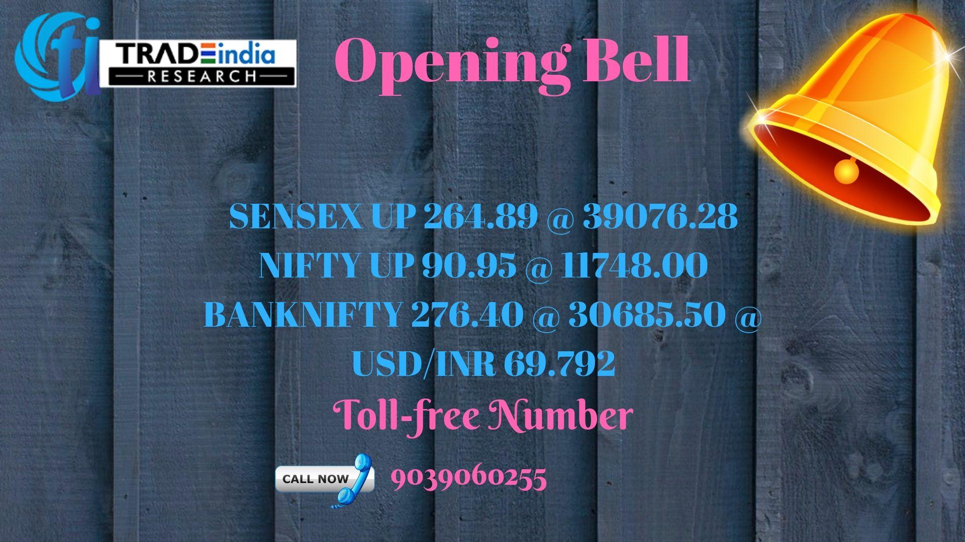 Opening Bell Share Market Stock Market Marketing