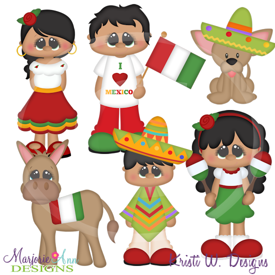 25+ Valentines Day Clipart Mexican