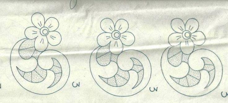 #52 - disegni ricamo - antonellag