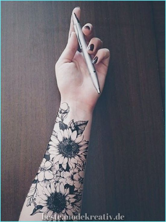Photo of 50+ beautiful sunflower tattoo ideas to brighten up your day »Beste.modekreativ.com
