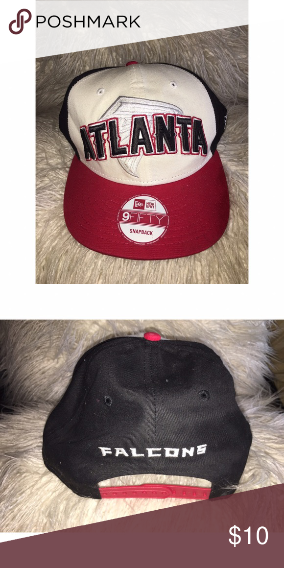 Atlanta Falcons Hat Atlanta Falcons New Era 9Fifty SnapBack hat. Please ask any and all questions prior to purchase. Accessories Hats