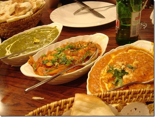 I am a sucker for Indian food. I can eat it every week.   Food ...