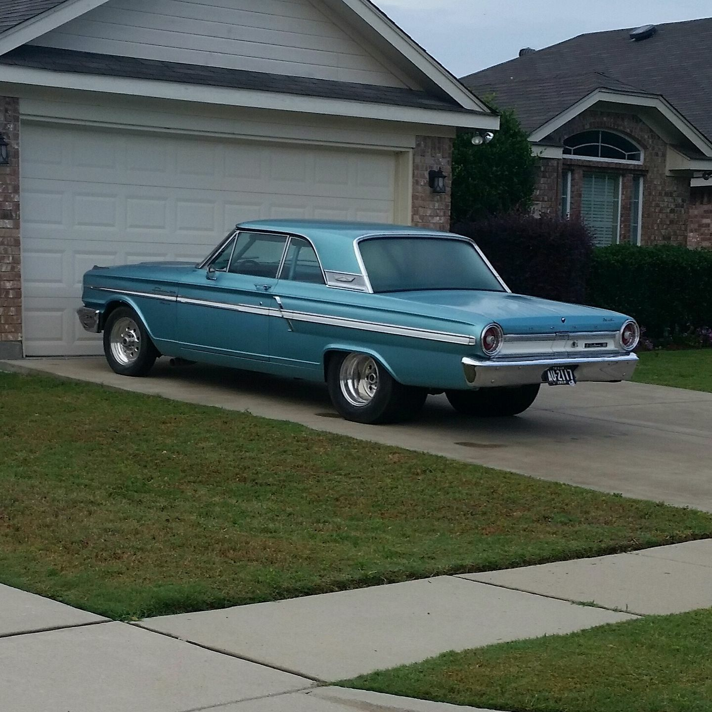 64 Ford Fairlane Ford Classic Cars Ford Fairlane Classic Cars