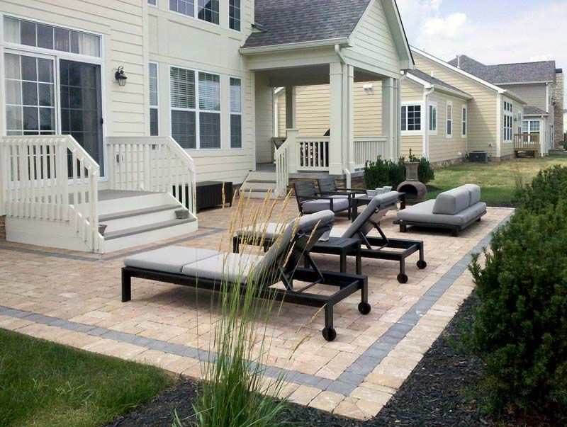 Backyard Paver Designs backyard ideas with pavers 20 Creative Patiooutdoor Bar Ideas You Must Try At Your Backyard