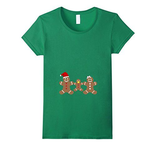 funny christmas maternity shirts womens funny christmas pregnancy announcement shirt cookie family large kelly green