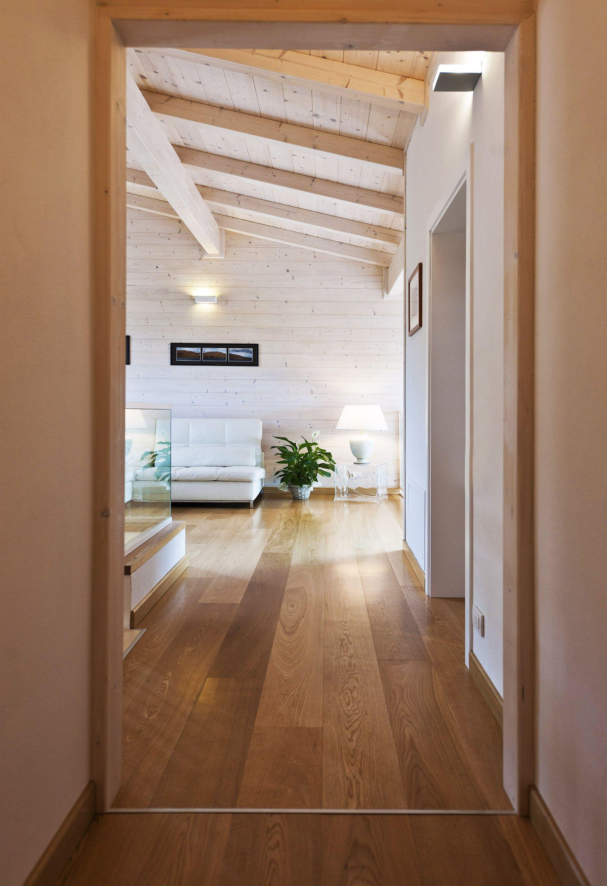 rubner haus passione legno casa rubner ampliamento