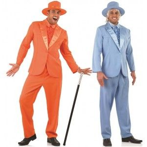 S Dumb And Dumber Fancy Dress Costumes Stag Best Man Party Outfits 1990s Theme Parties