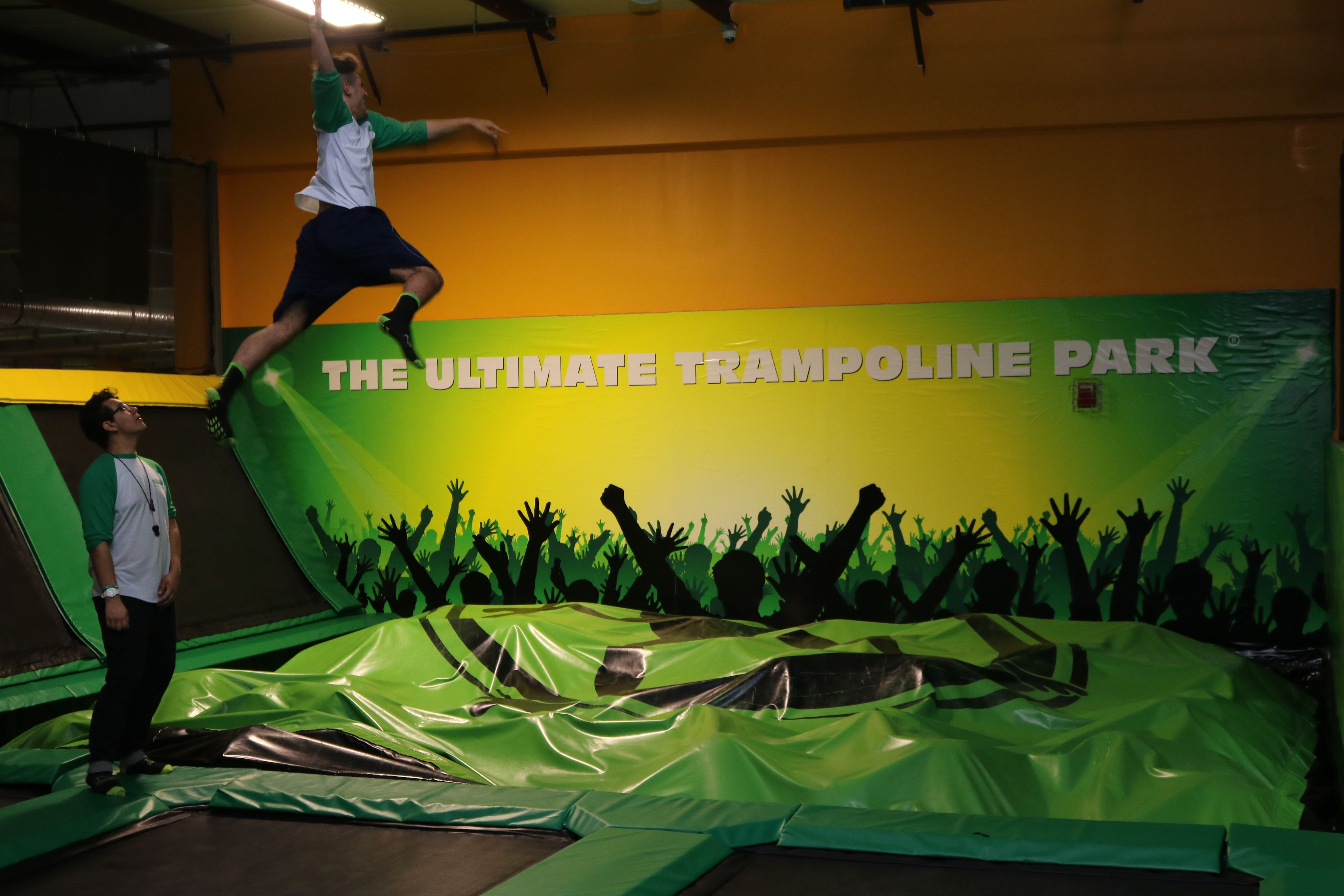 Serious air! Trampoline park, Trampoline, Indoor attractions