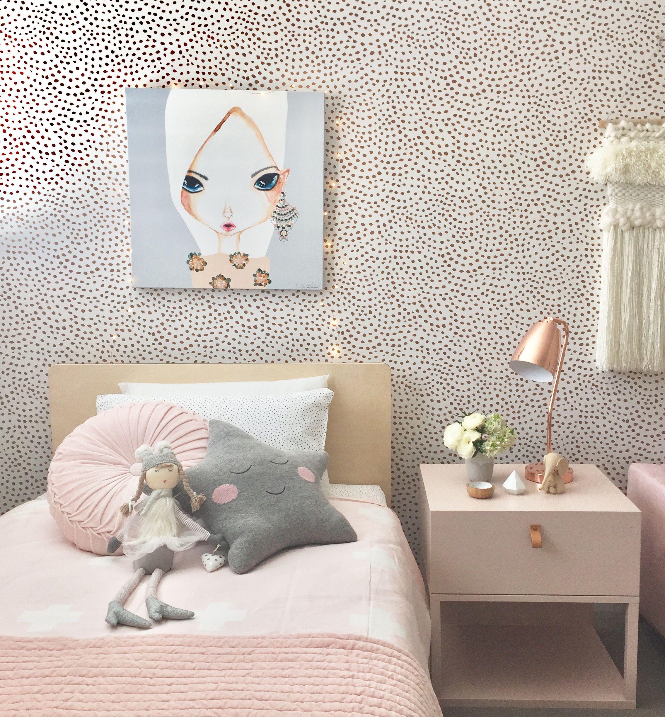 Dark Pink Kitchen Accessories: Grote Meiden Kamer. Wat Een Mooie Kleuren