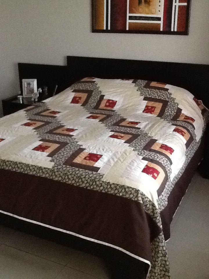 edredon en patchwork | lenceria para el hogar, patchwork