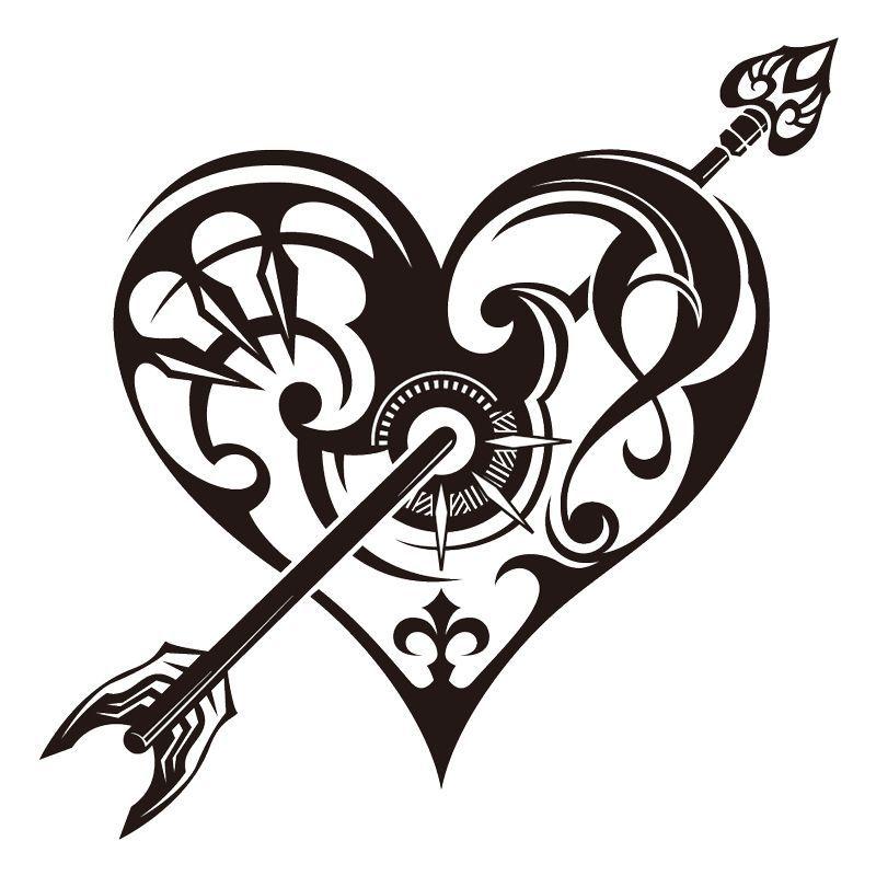 Image Result For Heart Tattoos Tattoosonback