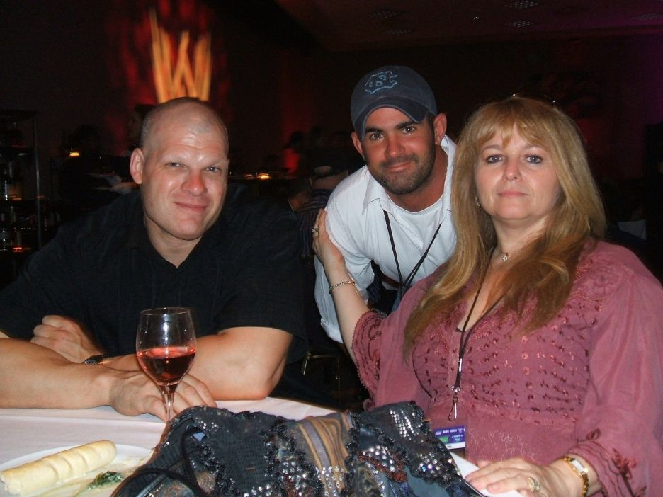 Glenn Jacobs (Kane) & his wife Crystal | The Demon Kane ...
