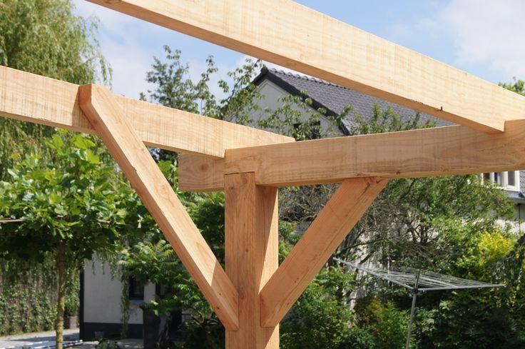 Bouwtekening veranda overkapping google zoeken tuinhuis for Bouwtekening veranda eigen huis en tuin
