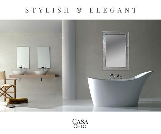 Stilvoll \ Elegant - Ein Traum für jedes Badezimmer    www - dekoration für badezimmer