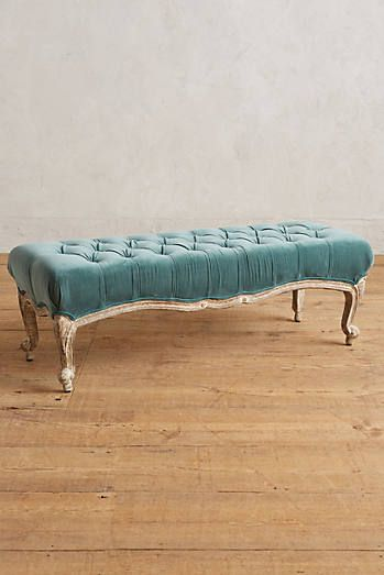 Tufted Viola Ottoman Your Anthropologie Registry Pinterest Ottomans And Viola
